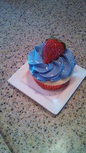 Plain Kupcake Strawberry