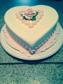 KK heart cake 2 front